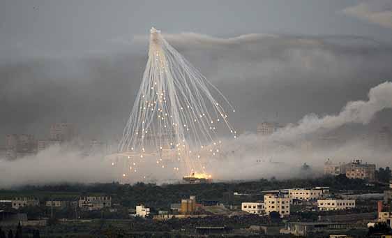 Llamado mundial desde Costa Rica a prohibir municiones de racimo