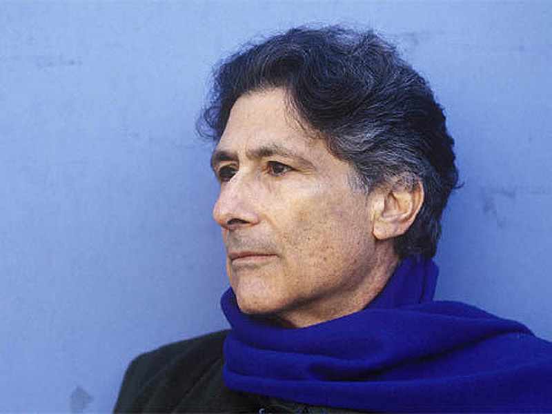 edward said Meet author, literature professor, and pro-palestinian activist edward said at biographycom his book orientalism is essential reading on the middle east.