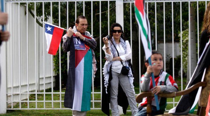 Diáspora palestina a América Latina