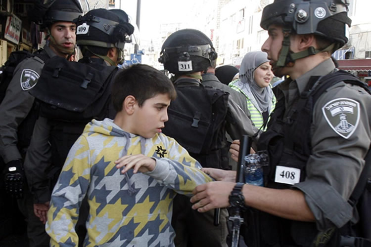 TERRORISMO ISRAELÍ: 3 palestinos secuestrados por el ejército israelí en Cisjordania