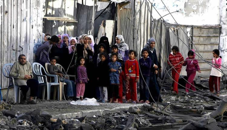 Comité de la ONU demanda fin del bloqueo israelí sobre Gaza