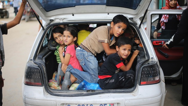 10.000 palestinos huyen ante la amenaza de Israel - Página 2 5168220140804081251682