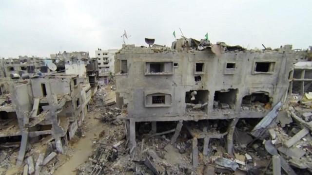 Gaza y la reconstrucción, el mercado cautivo de Israel