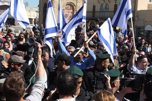 La población de Israel supera los ocho millones de personas