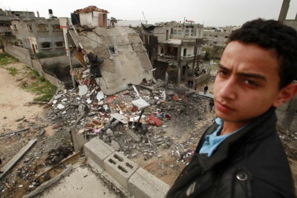Cómo Israel está convirtiendo Gaza en una cárcel de supermáxima seguridad