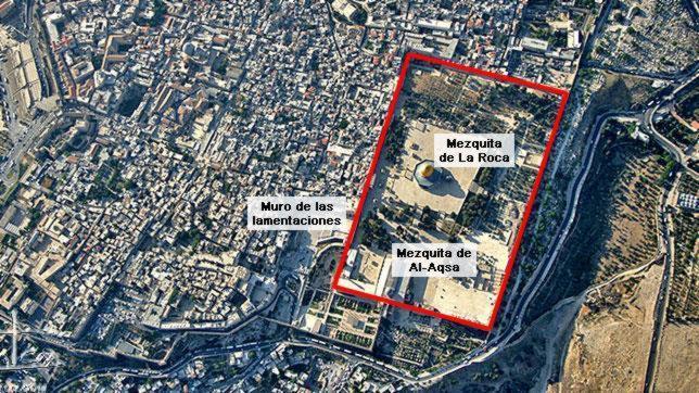 Por qu palestinos e israel es se disputan los lugares - La casa de la mezquita ...
