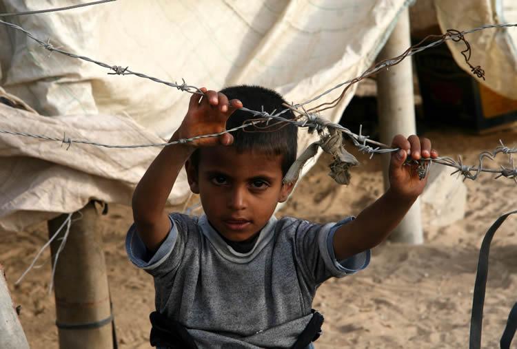 ONU advierte del aumento alarmante de niños víctimas