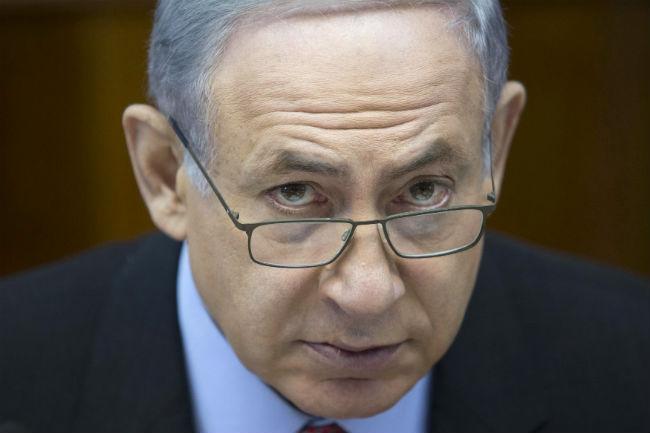 Más de 107.000 británicos han firmado la petición para arrestar a Netanyahu