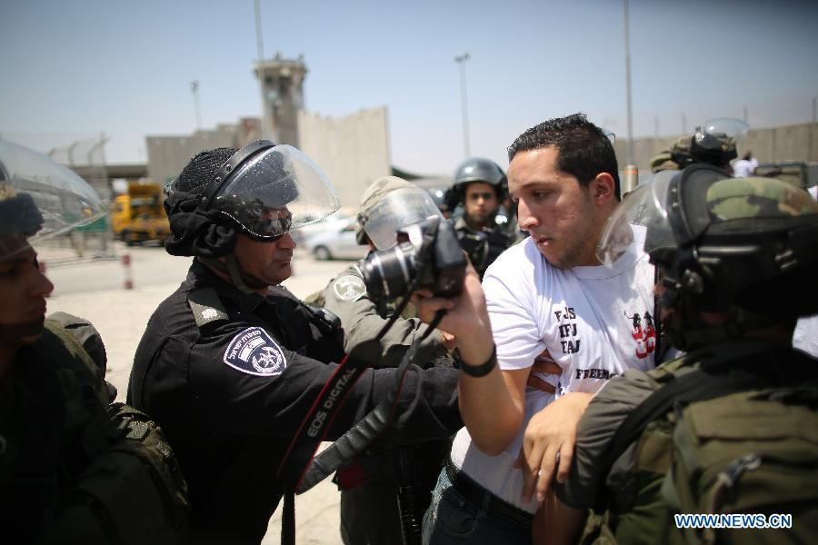 RSF pide a Netanyahu sancionar al Ejército por sus ataques contra la prensa