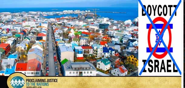 Islandia: Reikiavik, una Ciudad Libre de Productos israelíes