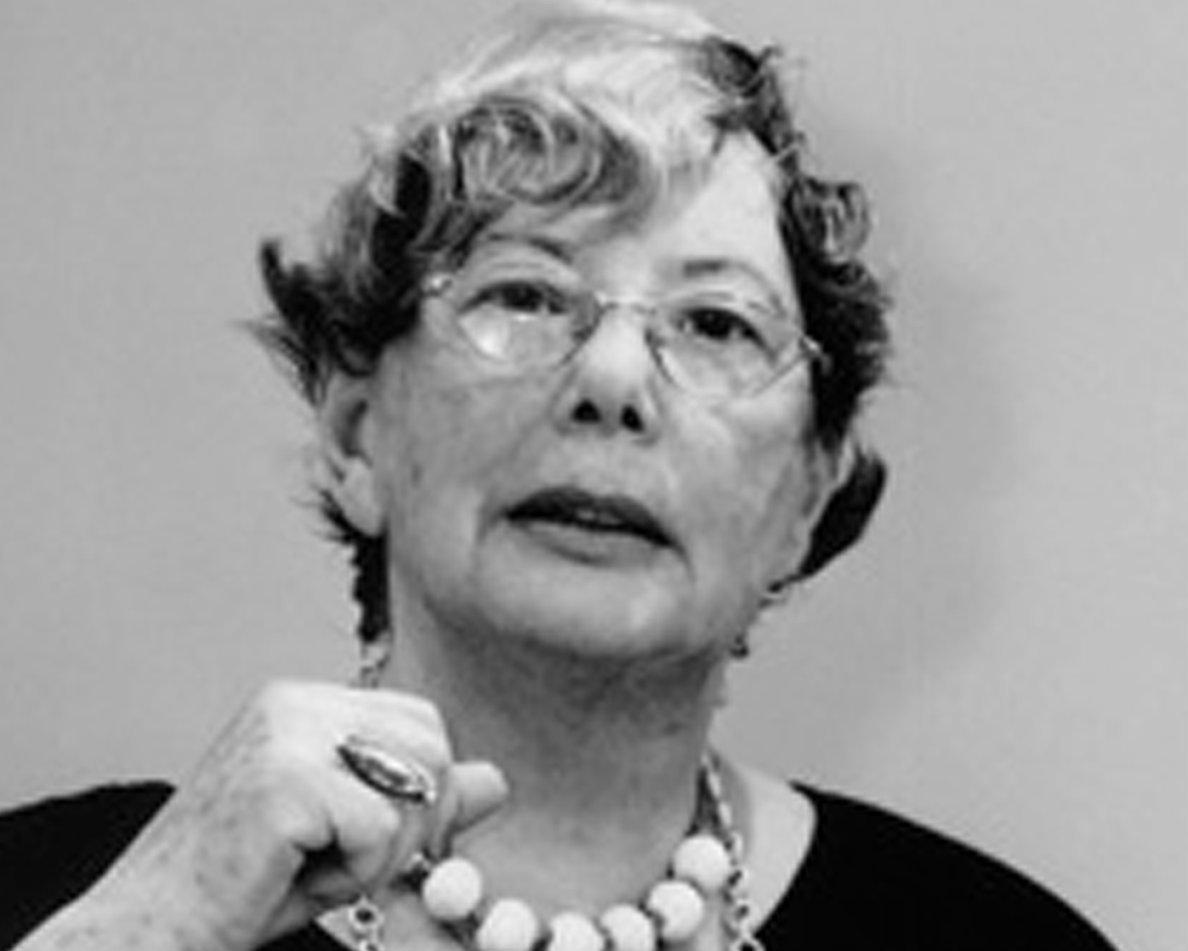 Falleció Felicia Langer, incansable defensora de los derechos humanos