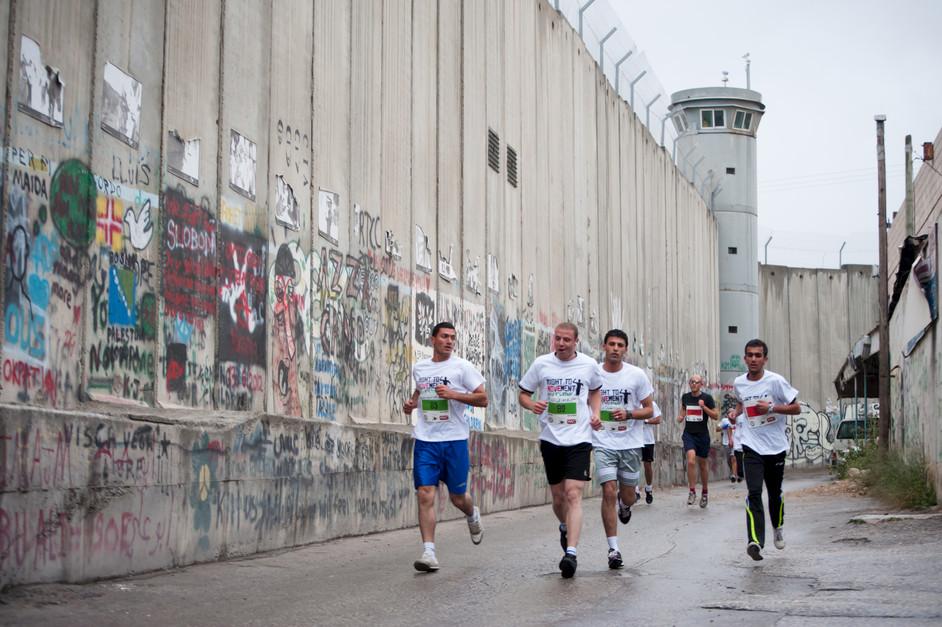 Palestina y Palestinos: la dificil vida en imagenes