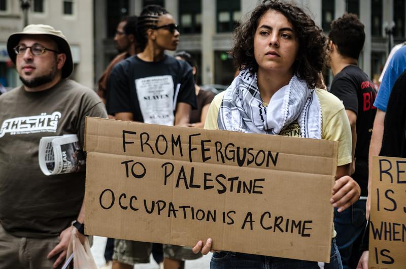 Activistas del boicot palestino saludan a los más de 1.000 activistas negros, académicos y artistas que respaldan al BDS por los derechos palestinos