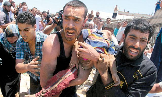 1.523 niños palestinos asesinados por las fuerzas de ocupación de Israel