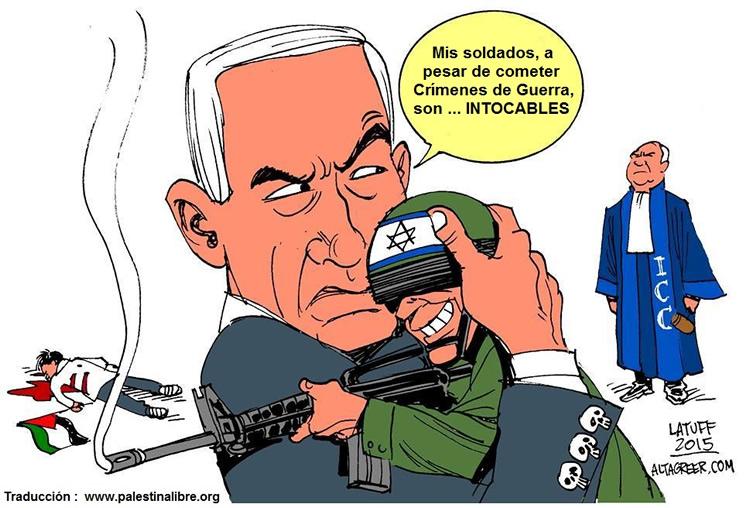 Israel teme ser juzgado de crímenes de guerra por el Tribunal Penal  Internacional