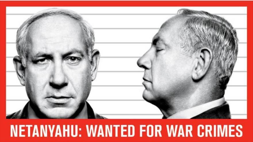 Más de 76 mil británicos piden arresto de Netanyahu por crímenes de guerra