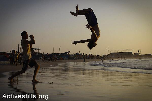 Voces sin fronteras: Cuatro jóvenes escritores de Gaza cuentan su historia