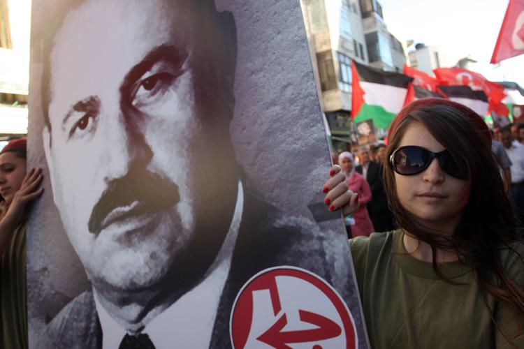 Aniversario 14° del asesinato de Abu Ali Mustafa, líder palestino y del FPLP