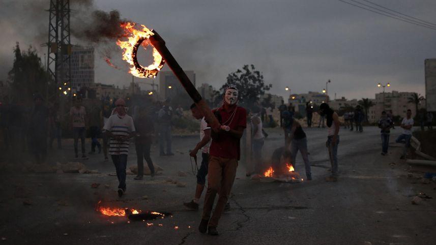 Los palestinos están luchando por sus vidas, Israel está luchando por la ocupación