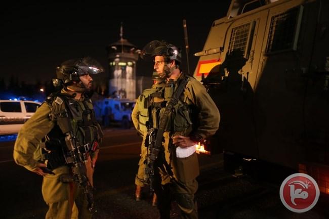 Fuerzas de ocupación arrestan a dos niños de 7 y 8 años