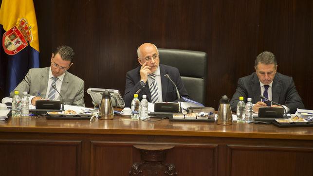 El Cabildo de Gran Canaria aprueba una moción para boicotear los productos de Israel