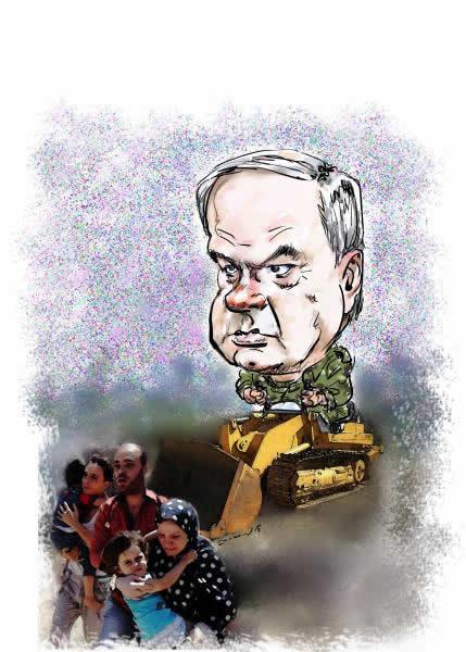 'El Estado de Israel ha convertido Gaza en un gueto'