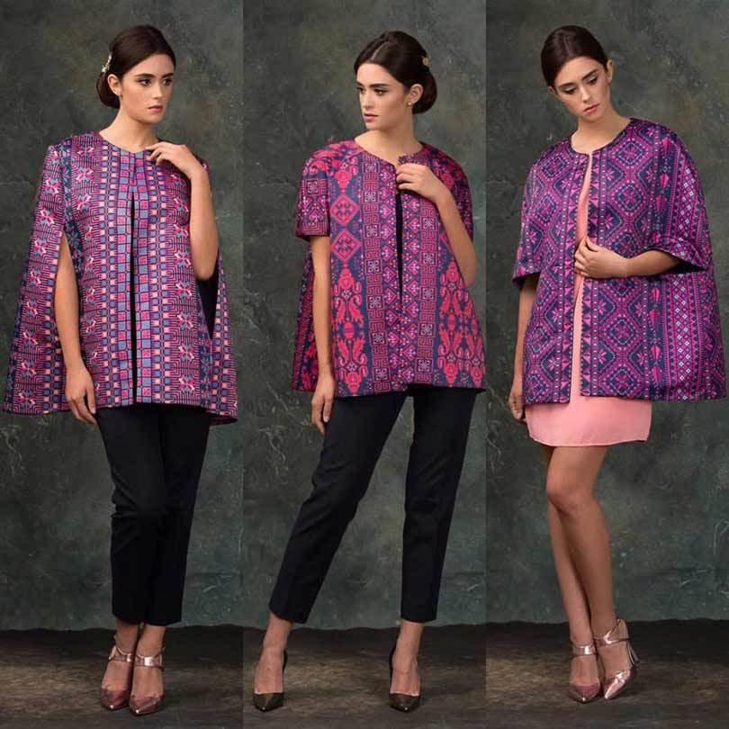 Una palestina revisita el vestido tradicional gracias al diseño con ...