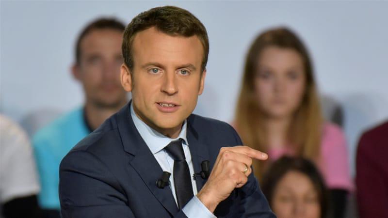 Macron considera 'erróneo' el traslado de la embajada de EEUU a Jerusalén