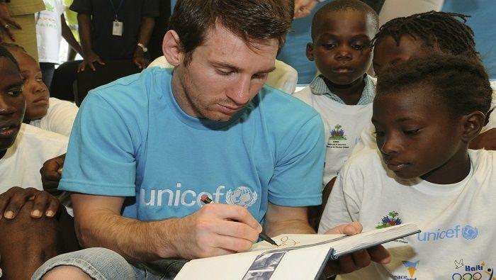 Messi sobre Palestina: Somos humanos antes que futbolistas