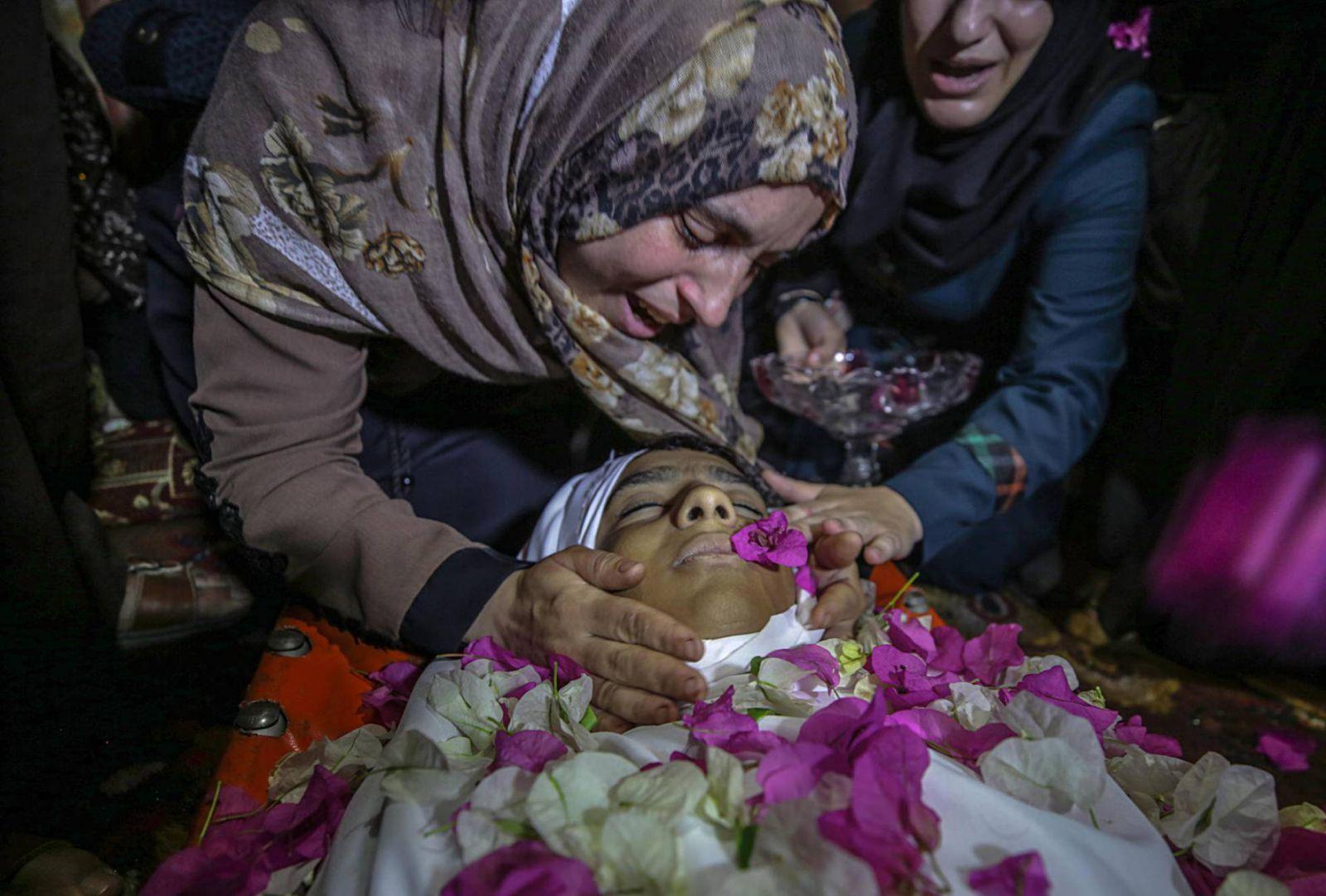 Memoria viva de los muertos sin nombre en Gaza