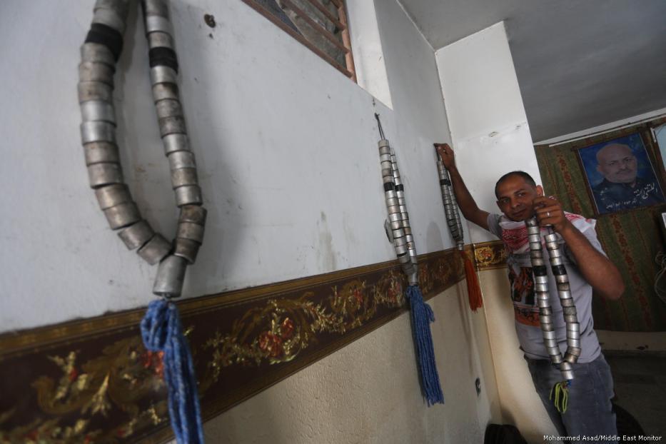 69540g - Los palestinos usan las armas y municiones de Israel para sembrar la paz