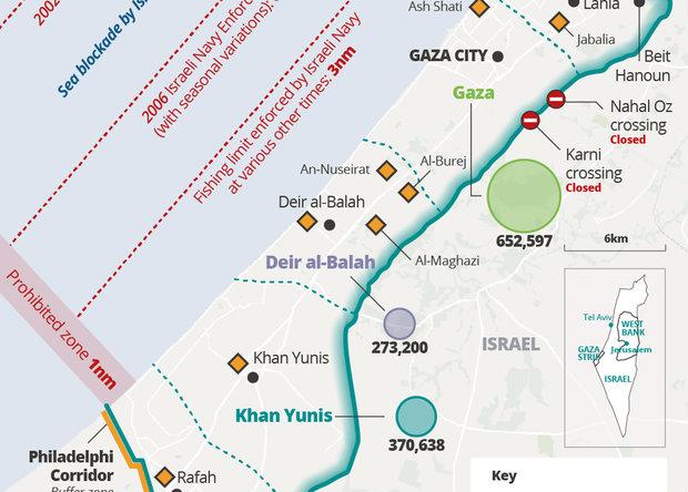 69749a - Catástrofe medioambiental en Gaza: 'Me siento como si viviera en una fosa séptica'