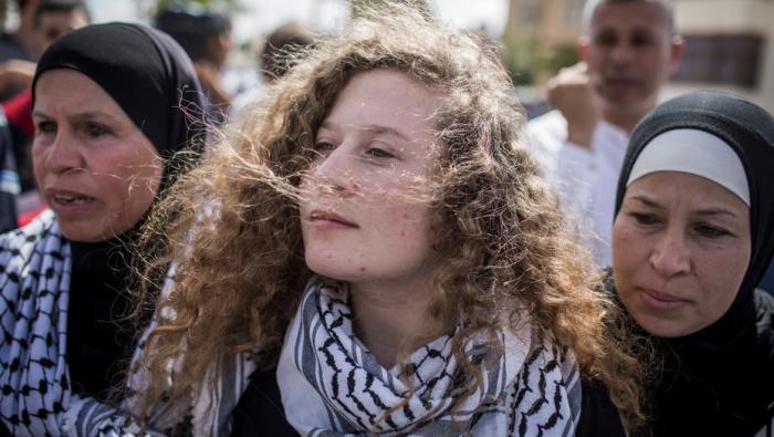 Ahed Tamimi, rebelde con causa
