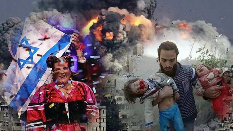 Más de 100 artistas piden el boicot a Eurovisión por ser en Israel 'hasta que los palestinos tengan libertad'