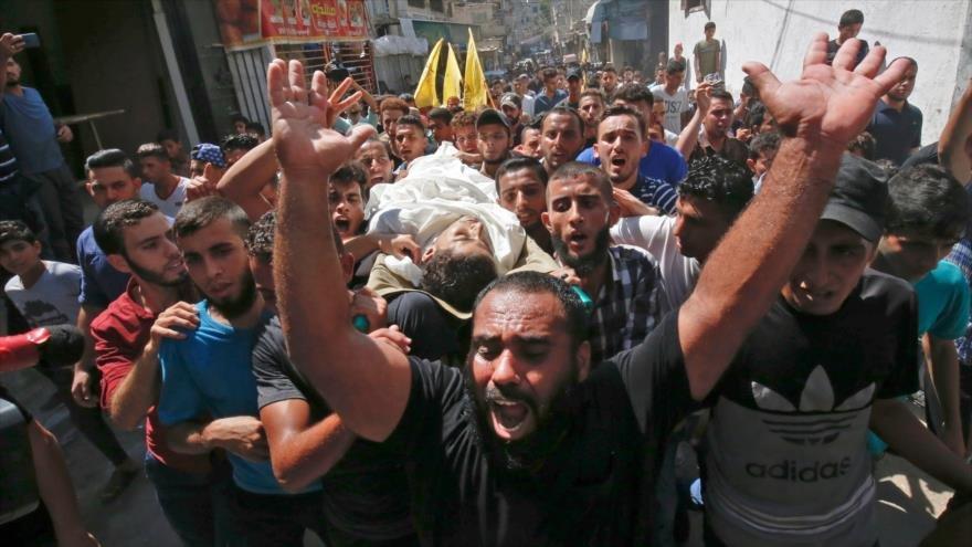 AI: : Seis palestinos muertos en 24 horas; algunas muertes podrían ser crímenes de guerra