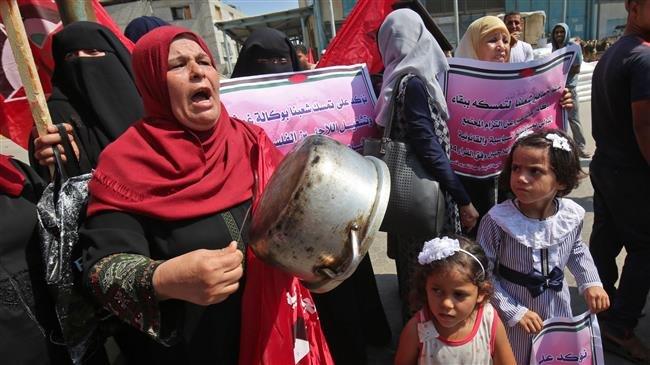 Banco Mundial: La economía de Gaza bloqueada por Israel está en caída libre al borde del abismo y necesita una respuesta urgente