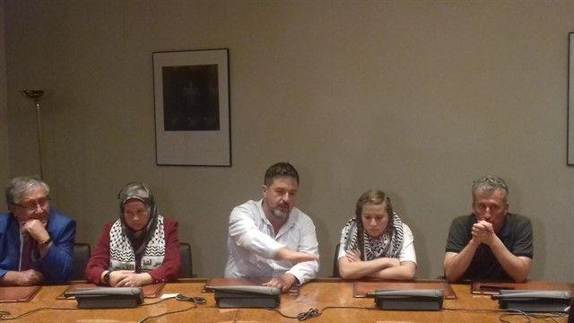 Ahed Tamimi quiere estudiar derecho internacional para llevar a tribunales a Israel