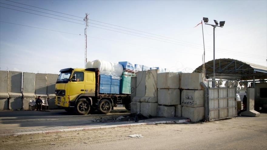 Israel prohíbe entrada de mercancías y combustible a Gaza
