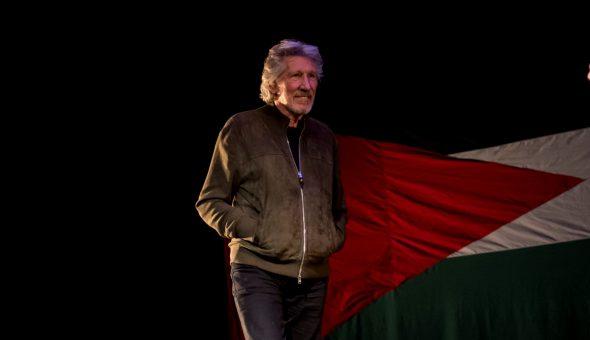 Chile: Roger Waters defendió el Boicot a Israel para la liberación Palestina