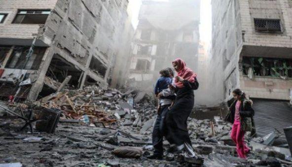 Bombardeos de Israel contra Palestina: Gaza en crisis