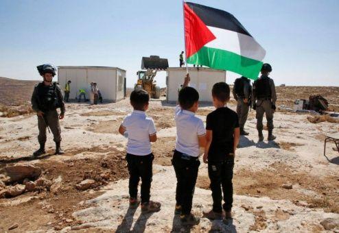 Las cifras de la ocupación israelí en Palestina