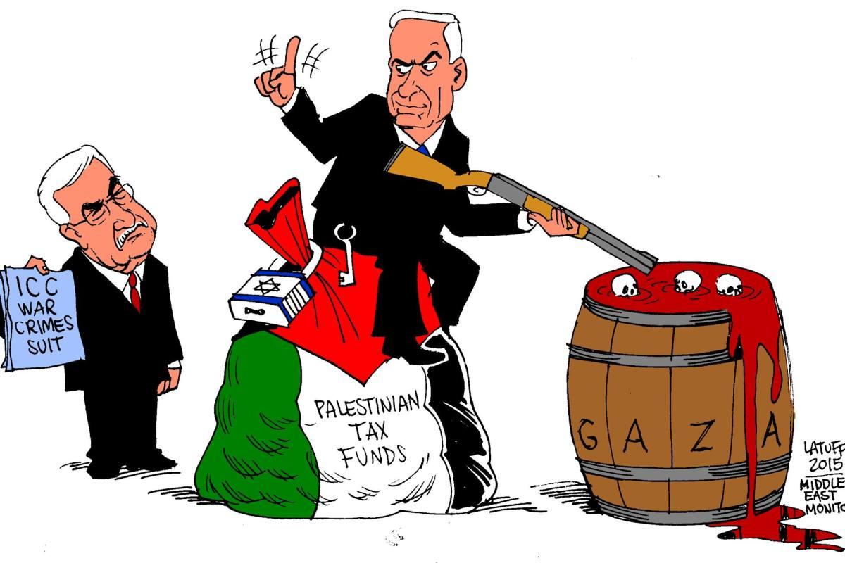 El mundo condena a Israel.