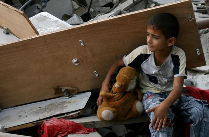 Morir de miedo en Palestina
