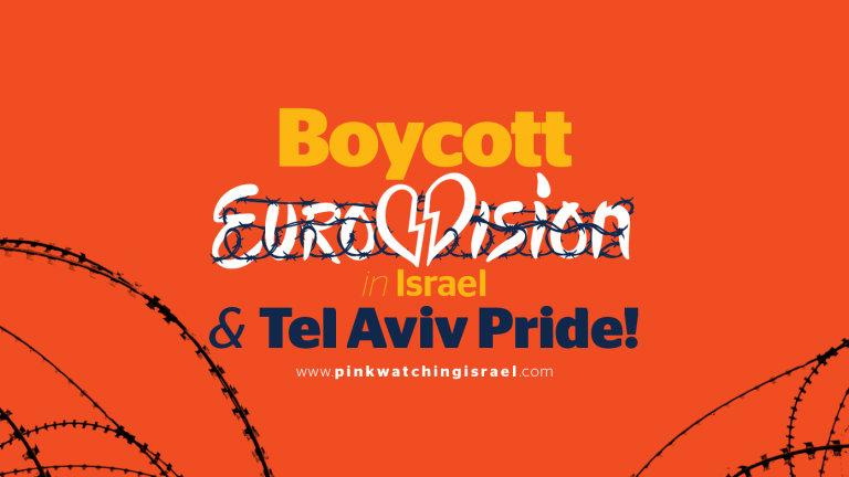 Más de 60 colectivos LGTB piden boicotear el festival de Eurovisión en Israel