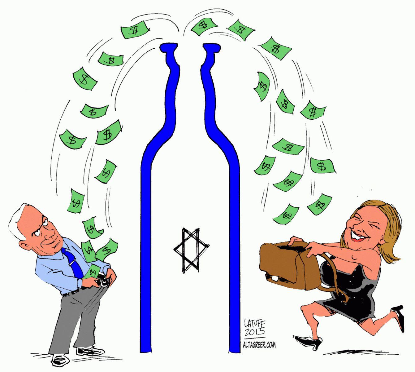 Israel: Corrupción y ocupación