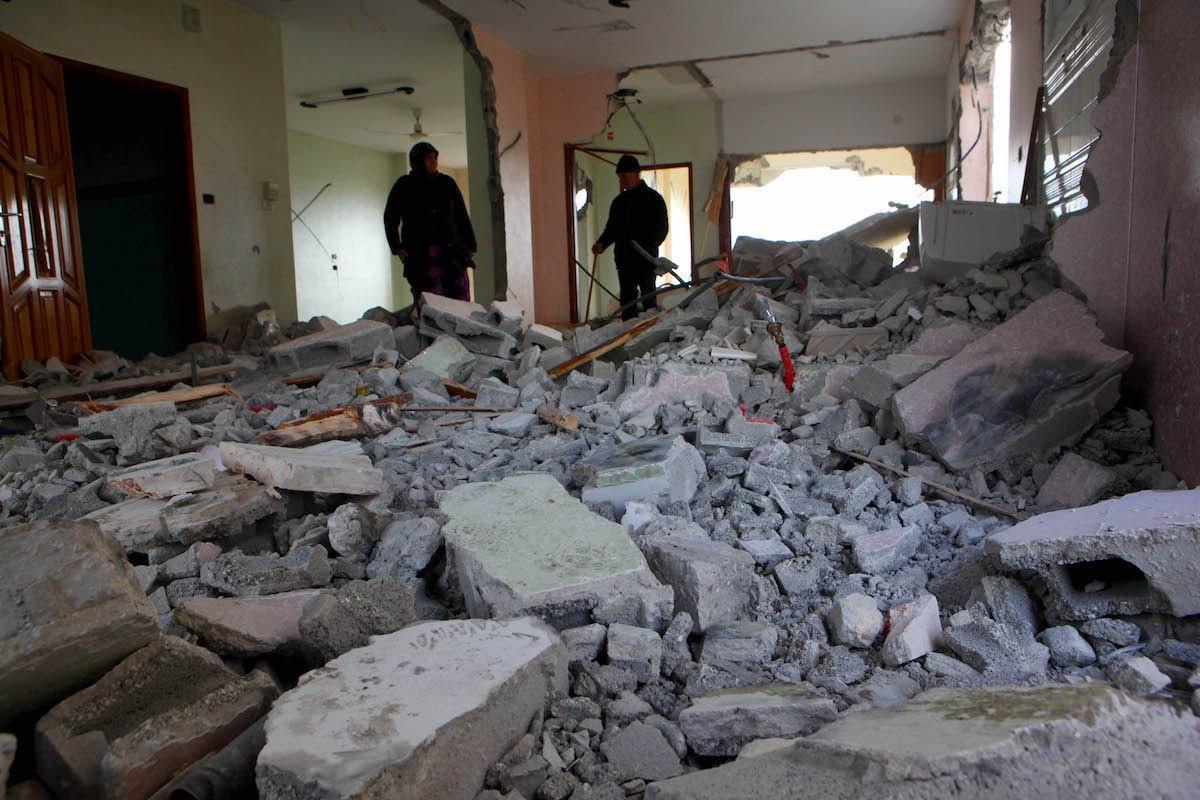 550 palestinos quedarán sin hogar después de que Israel destruya todo un vecindario de Jerusalén