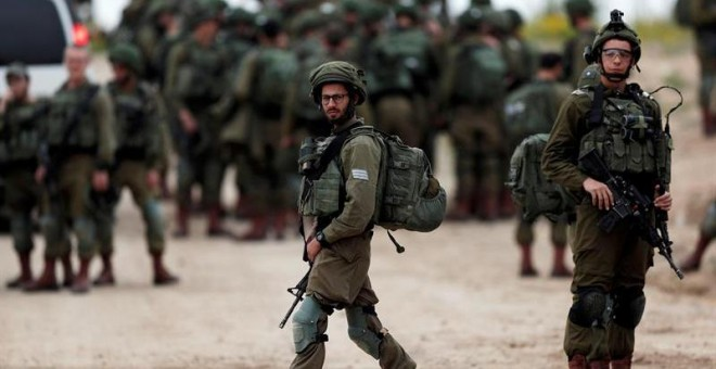 Israel borra el rastro de las atrocidades de las milicias judías contra palestinos desde 1948