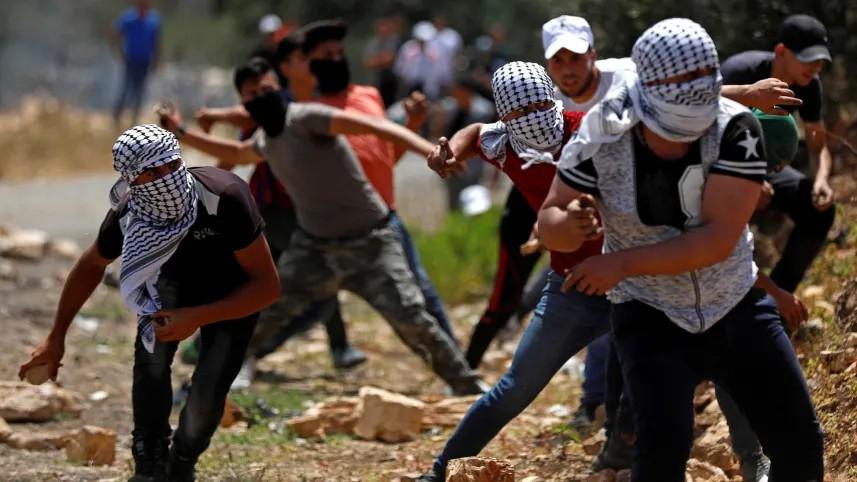 Niño palestino de 10 años herido de gravedad por las fuerzas israelíes de ocupación