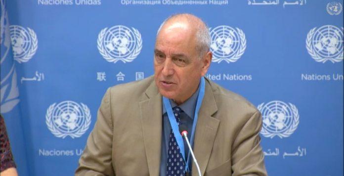 Relator de la ONU llama a que los países rompan relaciones con Israel