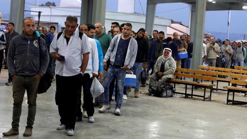 La guerra de décadas contra los trabajadores palestinos